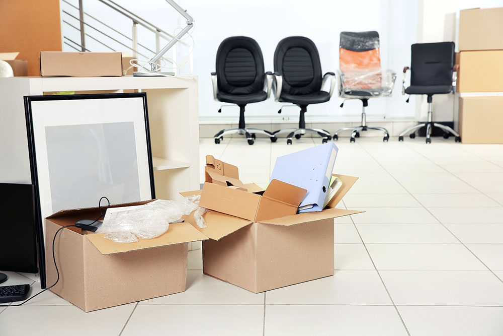 Types of moving services